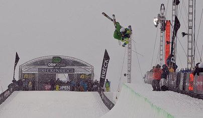 Dew Tour Ski Superpipe Qualifiers