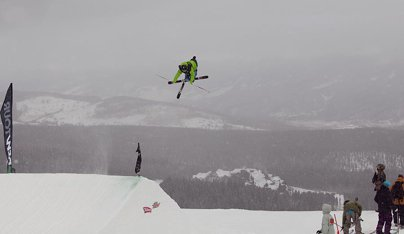 Dew Tour Ski Slopestyle Qualifiers