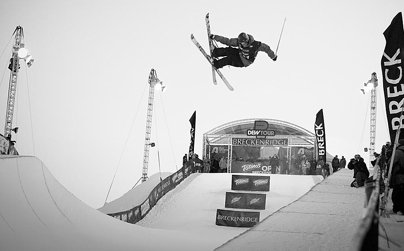 Dew Tour Ski Superpipe Prelims