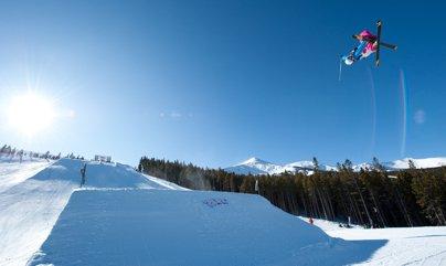 Dew Tour Ski Slopestyle Prelims