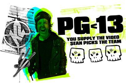 PG<13 Begins
