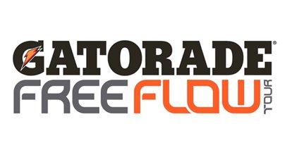 Gatorade Free Flow Tour Begins