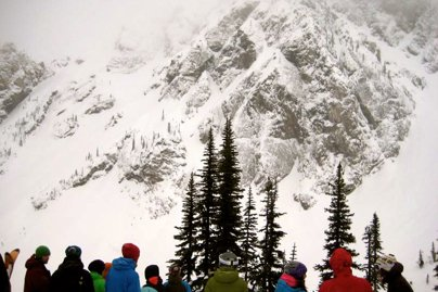 Revelstoke Freeskiing World Tour