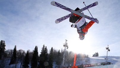 Dew Tour Men's Ski Superpipe Prelims