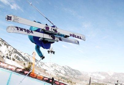 Dew Tour Women's Ski Superpipe Prelims