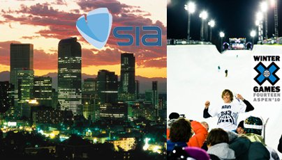 SIA & X Games Preview