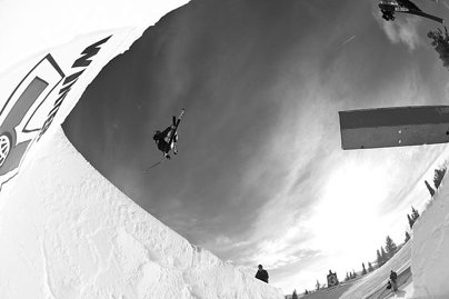 X Games Men's Ski Slopestyle Prelims