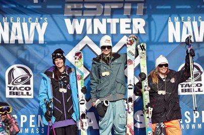 X Games Women's Ski Slopestyle Finals