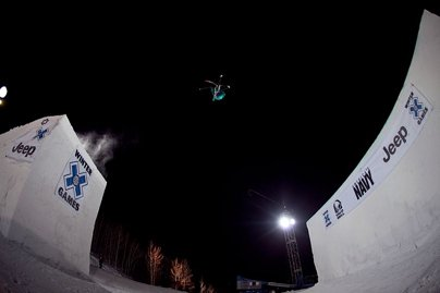 X Games Ski Big Air