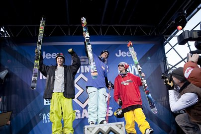 X Games Men's Ski Slopestyle Finals