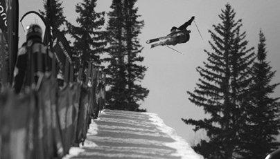 Aspen Open Men's Ski Superpipe Qualifiers