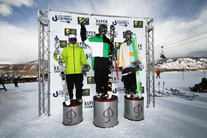 Aspen Open Ski Slopestyle Finals