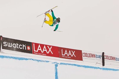 European Open Ski Superpipe Qualifiers