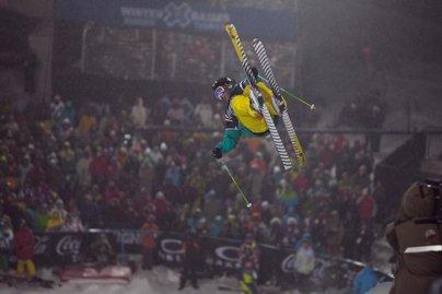 European X Games Ski Superpipe Elimination