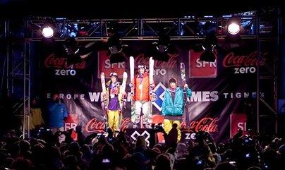 European X Games Ski Superpipe Finals