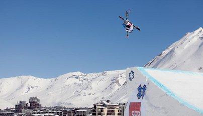 European X Games Ski Slopestyle Elimination
