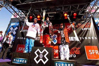 European X Games Ski Slopestyle Finals