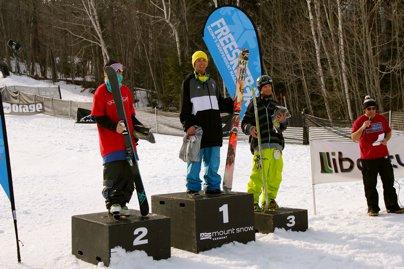 Mount Snow Freeski Open