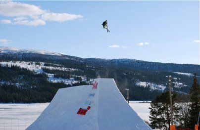 Jon Olsson Super Sessions Begins