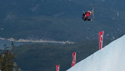 WSI Ski Superpipe Qualifiers