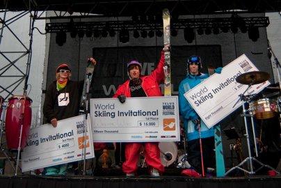 WSI Ski Superpipe Finals