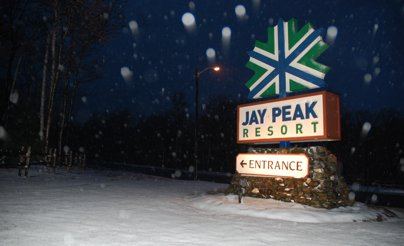 Jay Peak Love Story