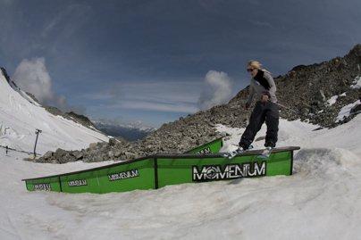 Momentum Ski Camps' Girls Week
