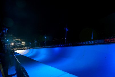 FIS Wants Halfpipe Skiing at 2014 Olympics