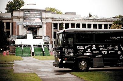 Campus Rail Jam Tour Oregon State