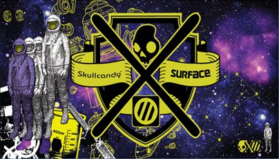 Surface x Skullcandy Collaboration