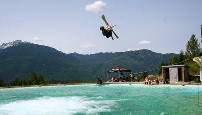 Momentum Ski Camps Splashdown Event