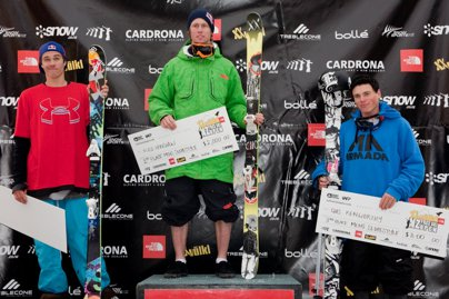 New Zealand Open Slopestyle Finals