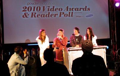 Powder Video Awards & Reader Poll