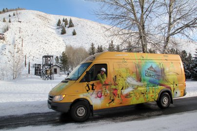 Name The Traveling Circus Van
