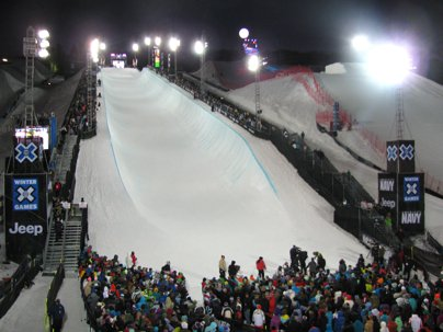 Winter X Games Men's Ski Superpipe Finals