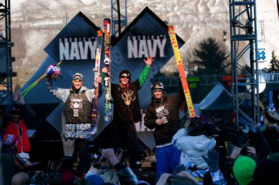 Winter X Games Men's Ski Slopestyle Finals