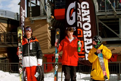 Gatorade Free Flow Tour Bachelor/Jackson/Killington