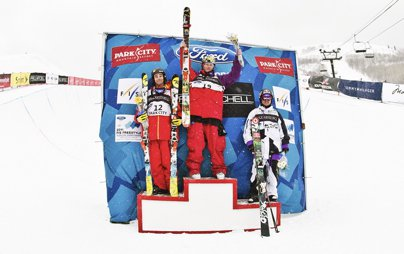 FIS World Championships Halfpipe Finals