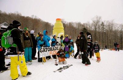 Gatorade Free Flow Tour Video Contest Winners