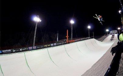 Dew Tour Ski Superpipe Prelims