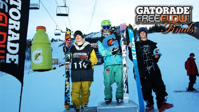 Gatorade Free Flow Tour Finals