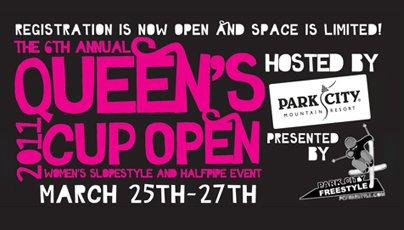 Queens Cup Open