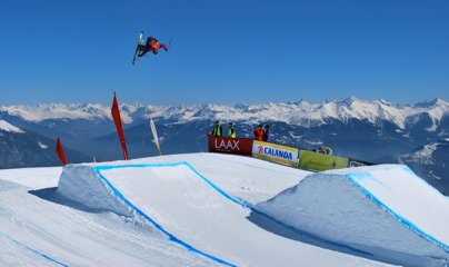 European Open Slopestyle Qualifiers