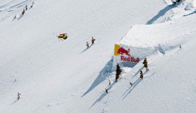 Red Bull Cold Rush Day 2