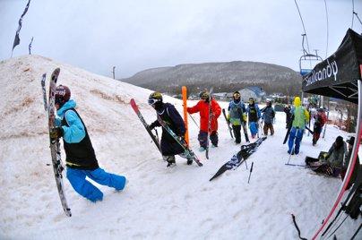 Salomon Jib Academy Ski Wentworth