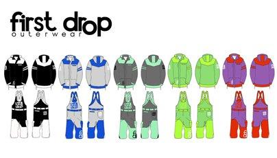 First Drop Design Contest Winners