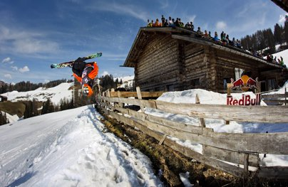 Red Bull Jib-Ski Kings