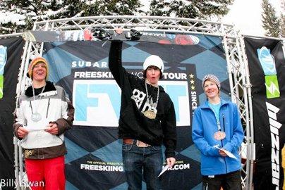 Junior Freeskiing Tour World Championships