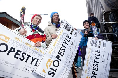 AFP World Championships Slopestyle Finals