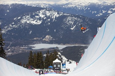 AFP World Championships Superpipe Qualifiers